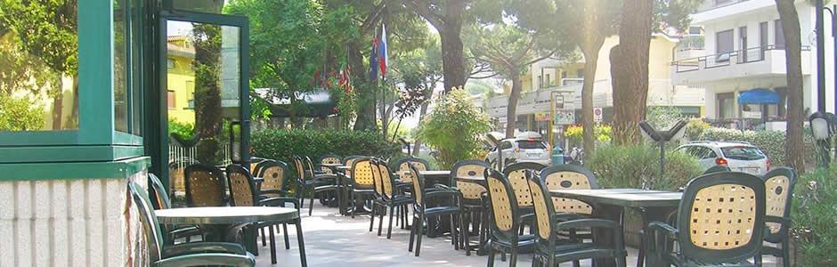 Hotel Tiffany Jesolo Terrazza Bar